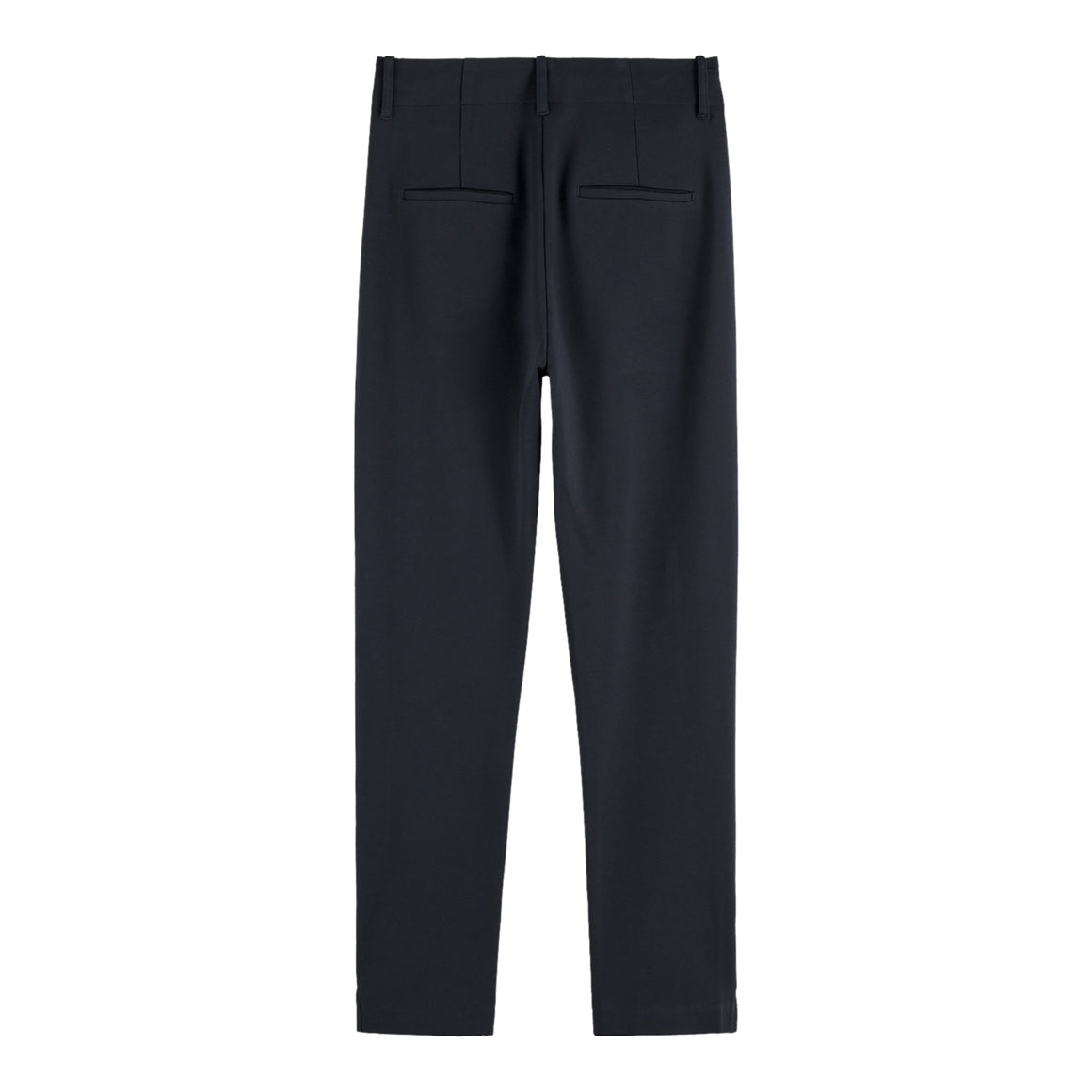 Tailored Stretch Pants for Women in Night