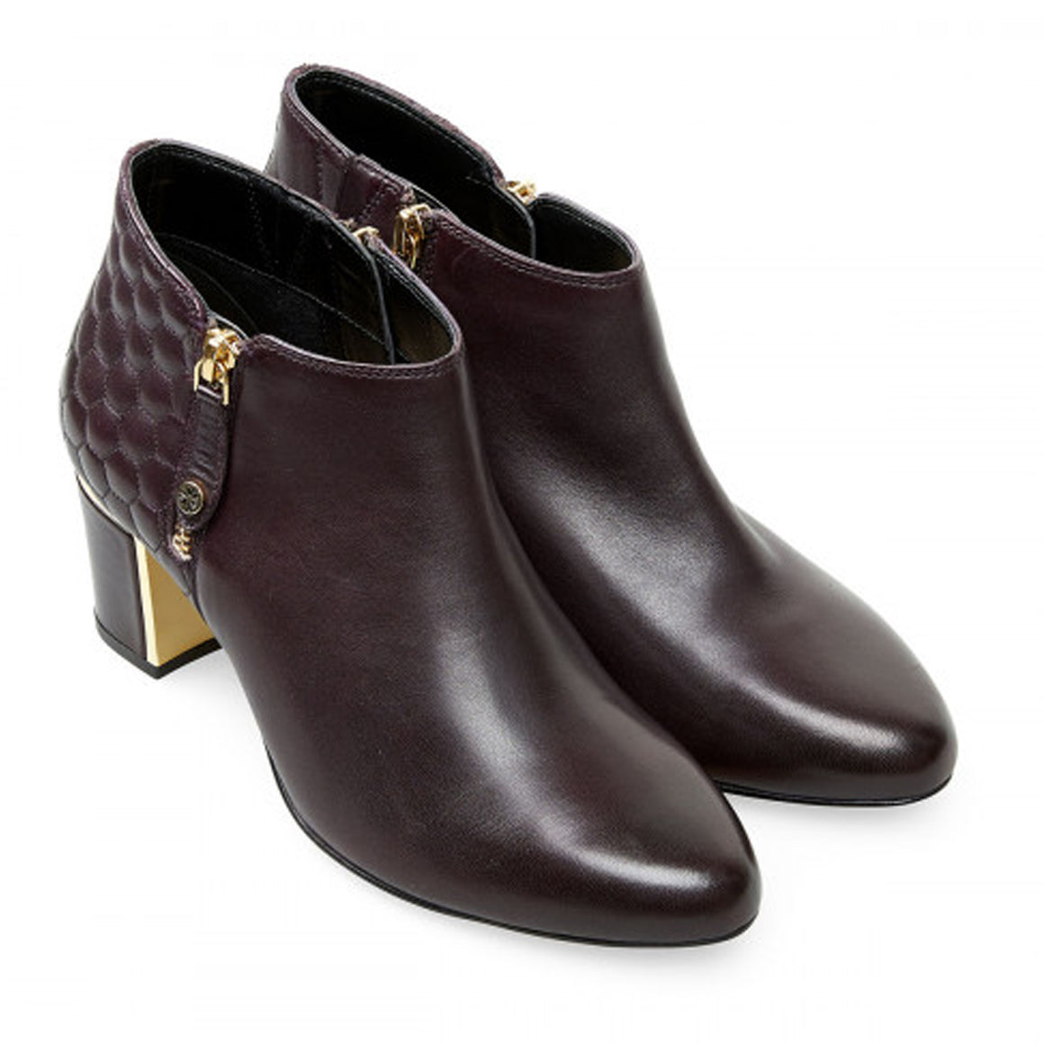 Arial IV Boot for Women in Bordo