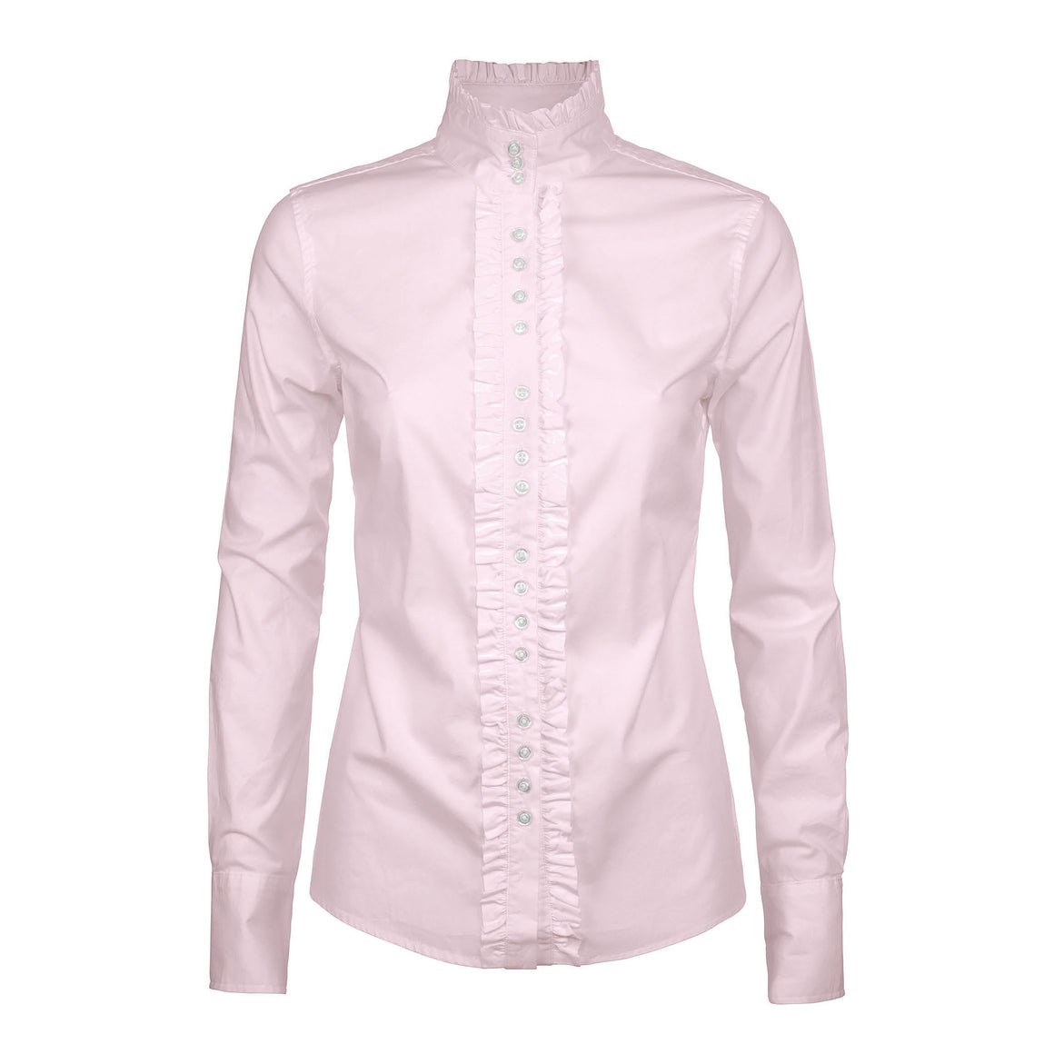 Camonile Blouse for Women in Pale Pink