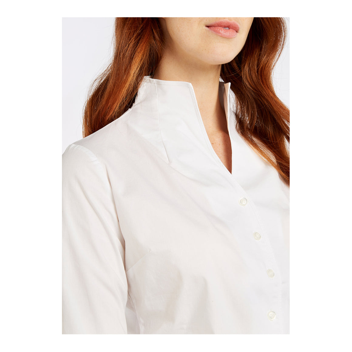 Snowdrop Blouse for Women in White