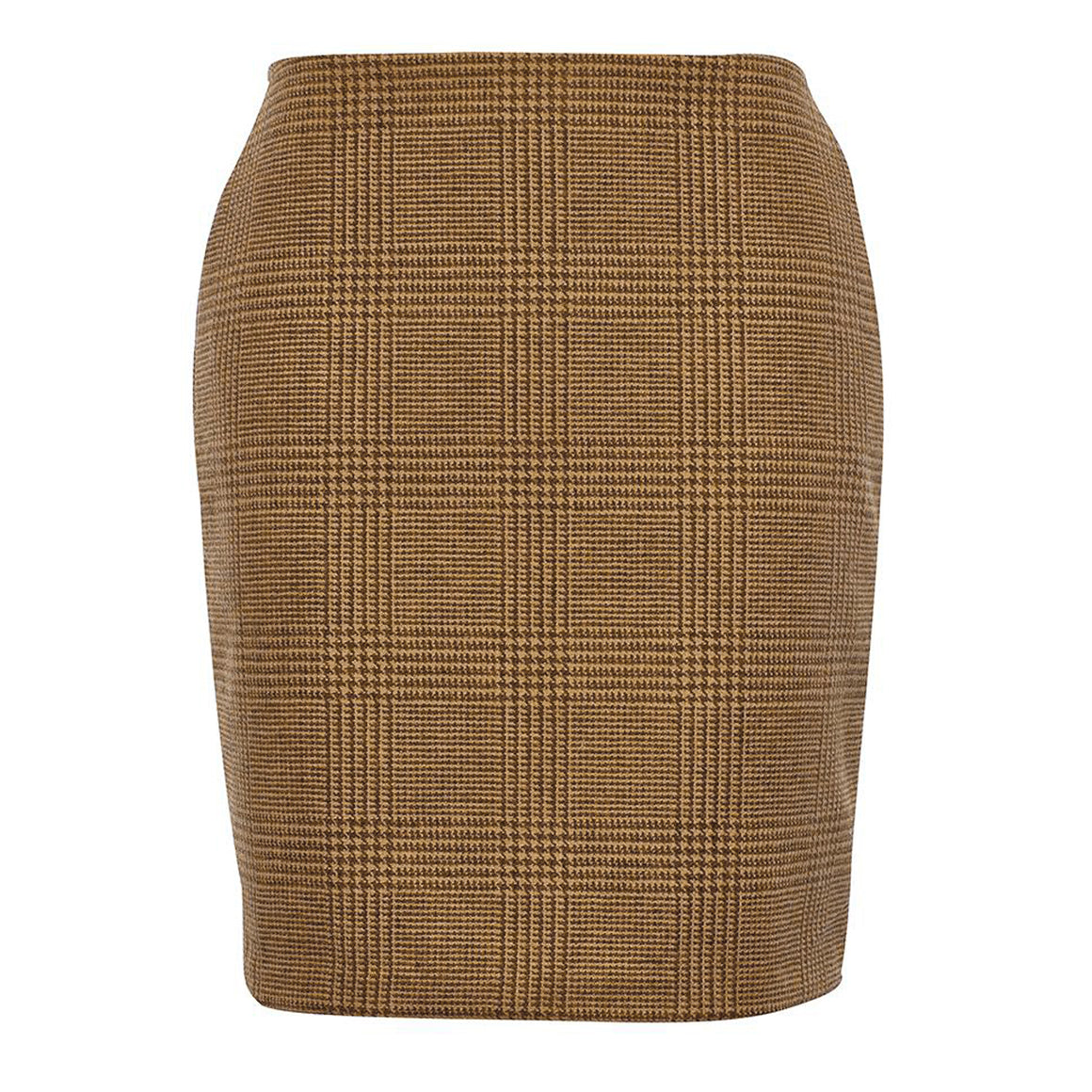Chelsea Mini Skirt for Women in Tan