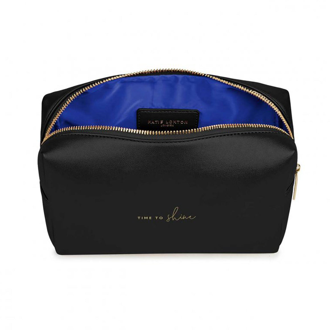 Colour Pop Washbag for Women in Black