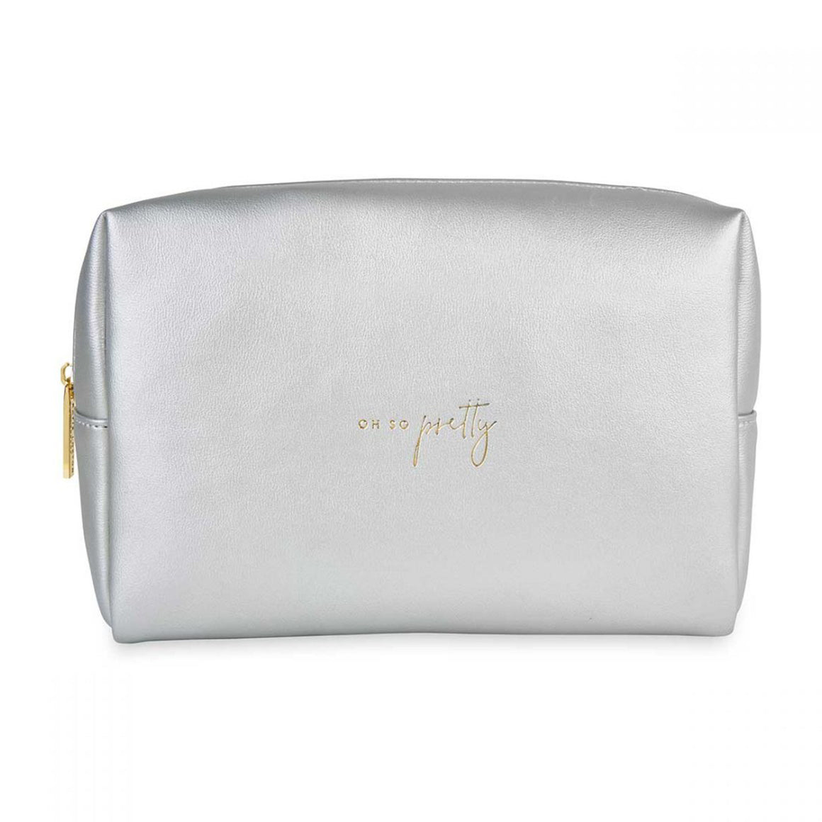 Colour Pop Washbag for Women in Silver