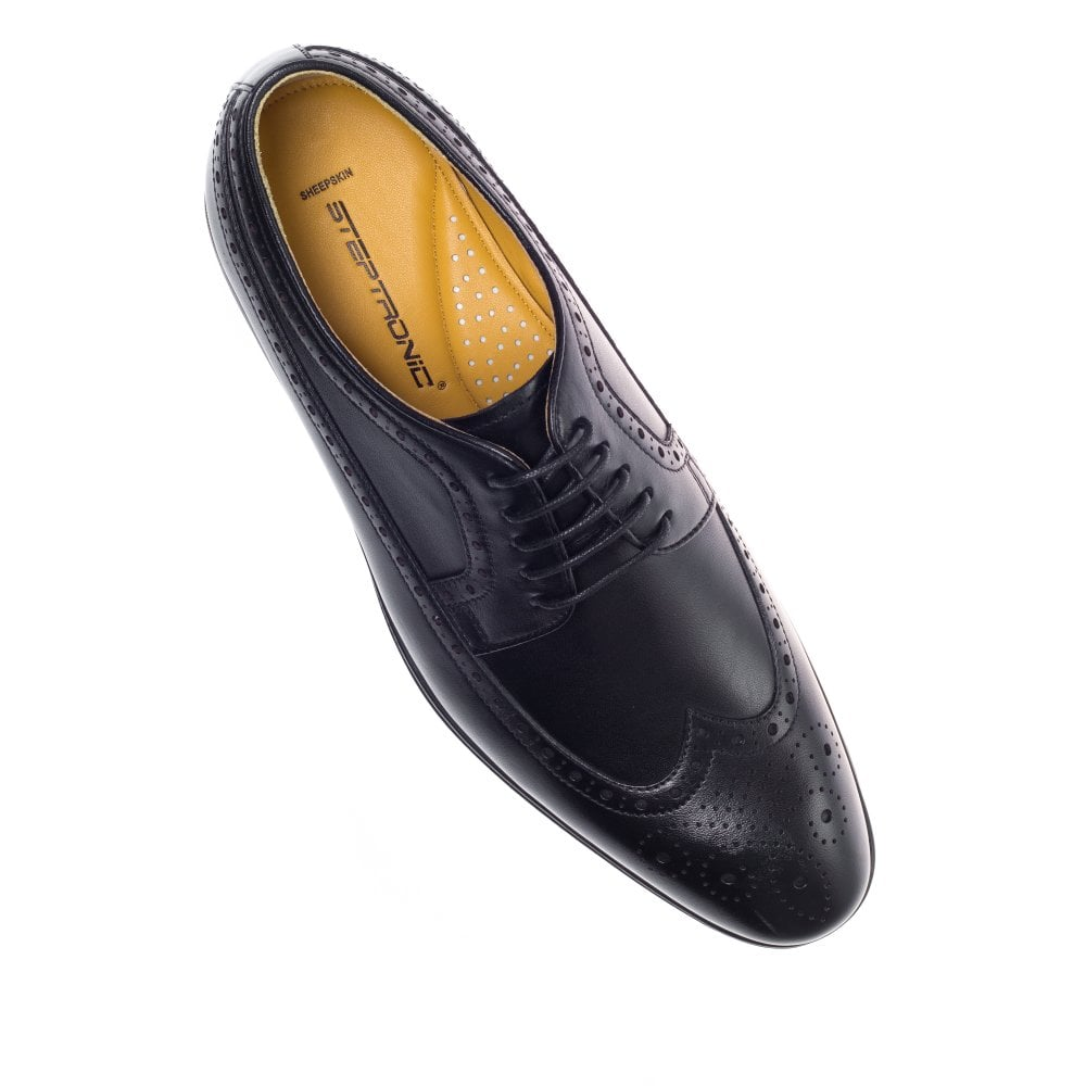 Francis Shoe for Men in Black