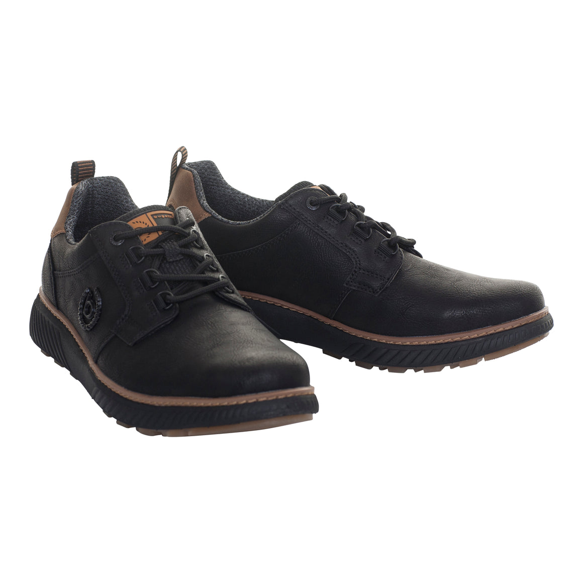 Casual Shoe for Men in Black