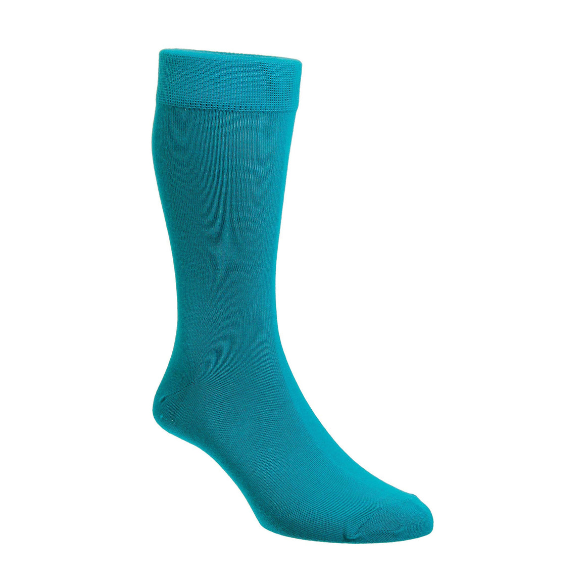HJ593 Socks for Men in Aqua