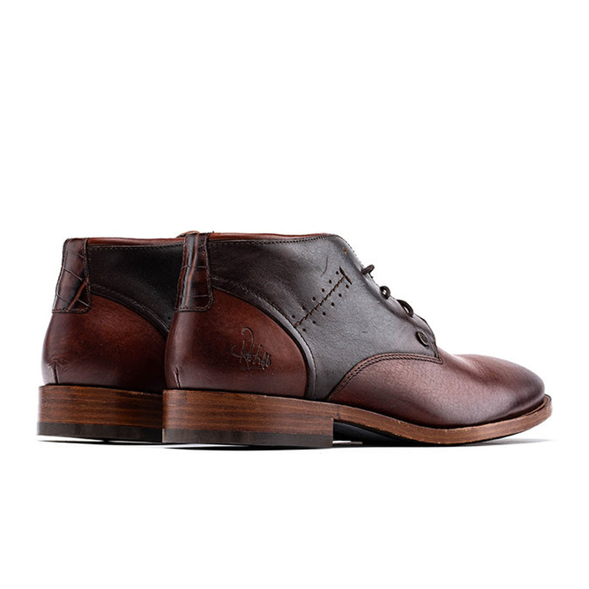 Salvador Classic for Men in Brown/Dk Brown