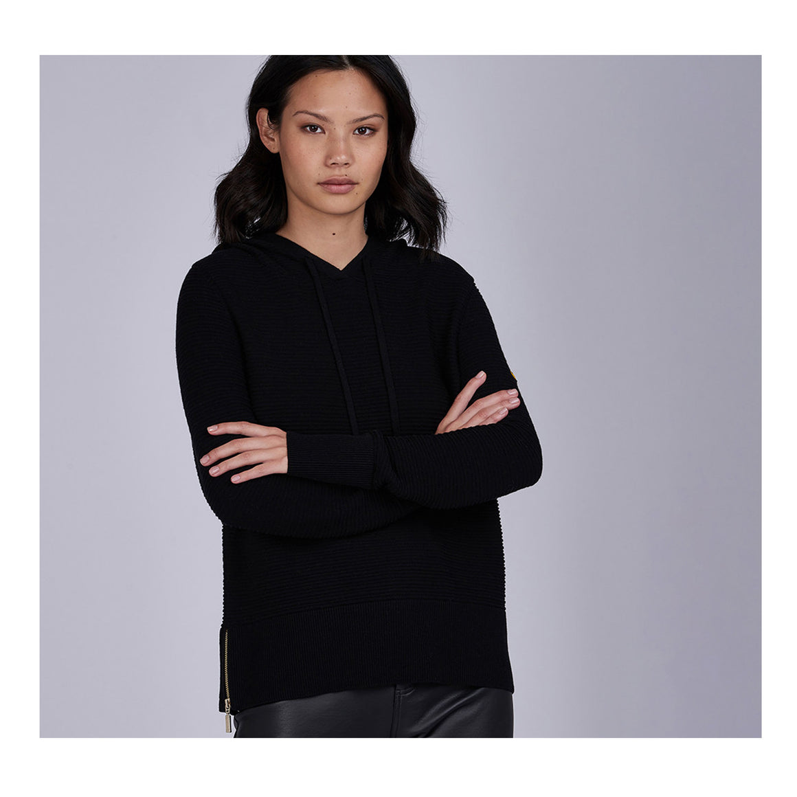 Knockhill Knit for Women in Black