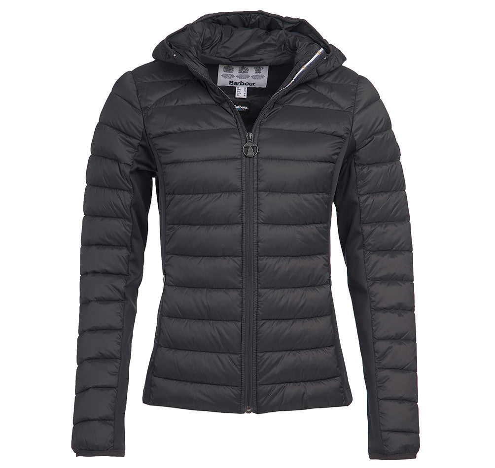 Murrelet Quilted Jacket for Women in Dark Navy