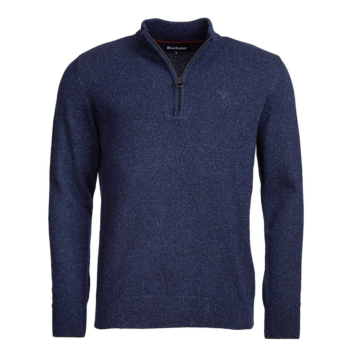 Tisbury Half Zip for Men in Navy