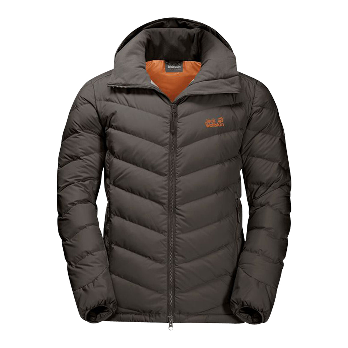 Fairmount Quilted Jacket for Men in Brownstone