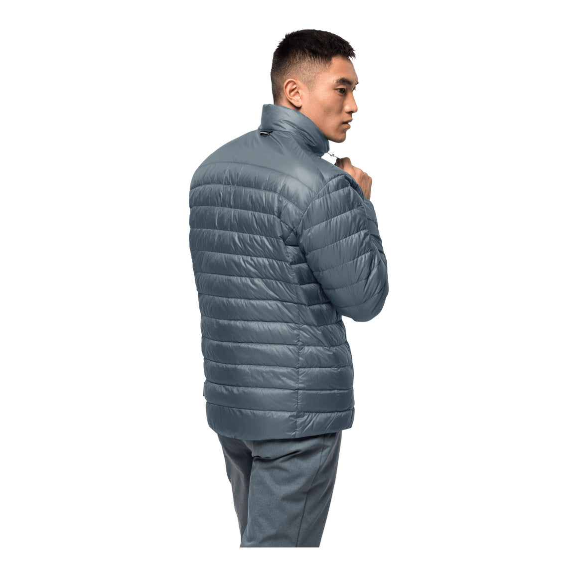 JWP Down Jacket for Men in Storm Grey