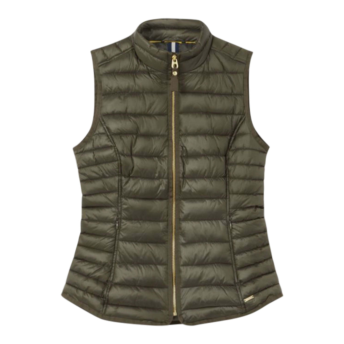Furlton Gilet for Women in Hert Green