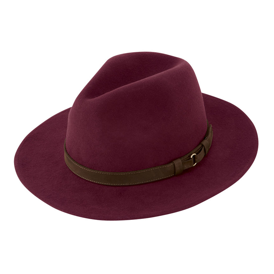 Willow Fedora for Women in Fig