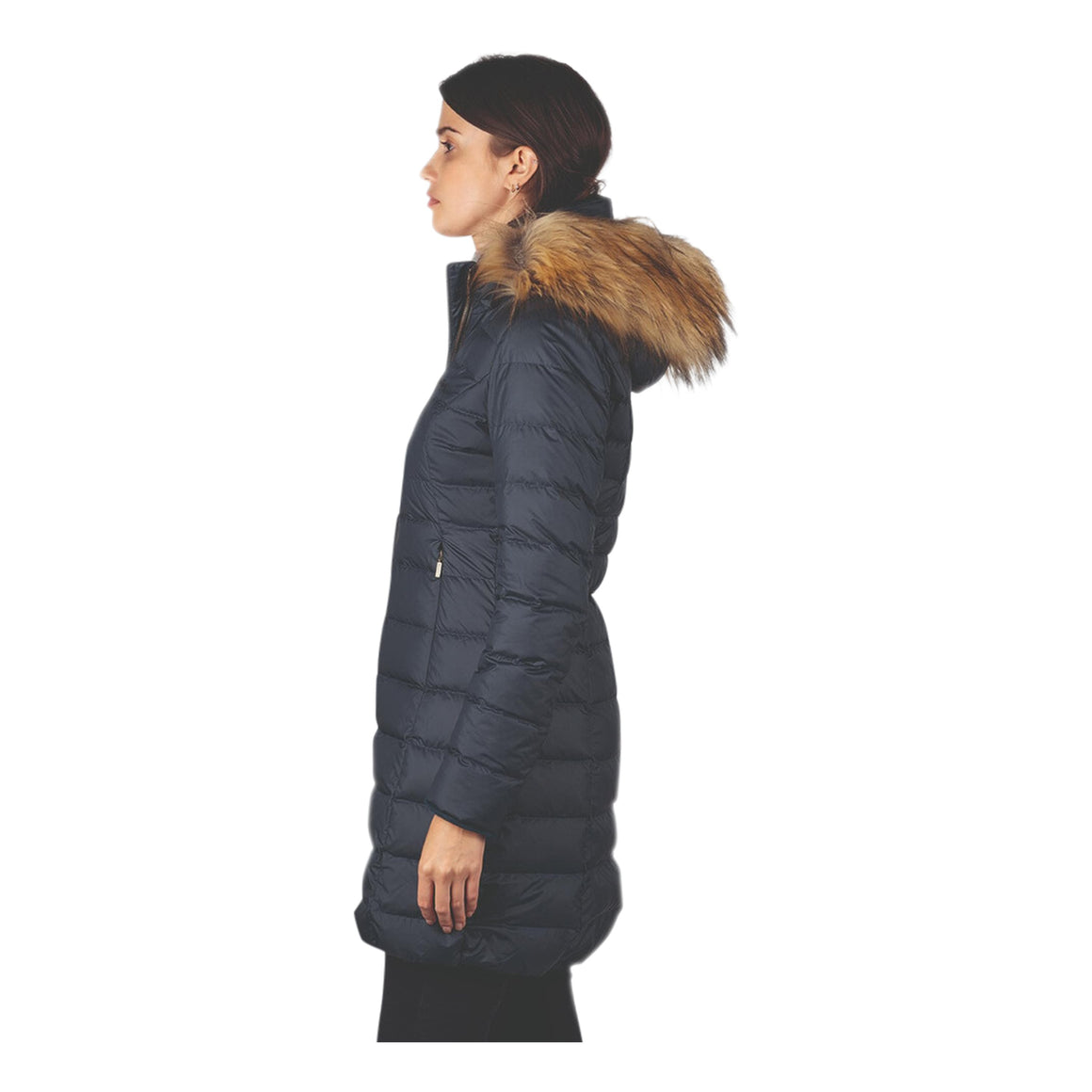 Belgravia Coat for Women in Navy