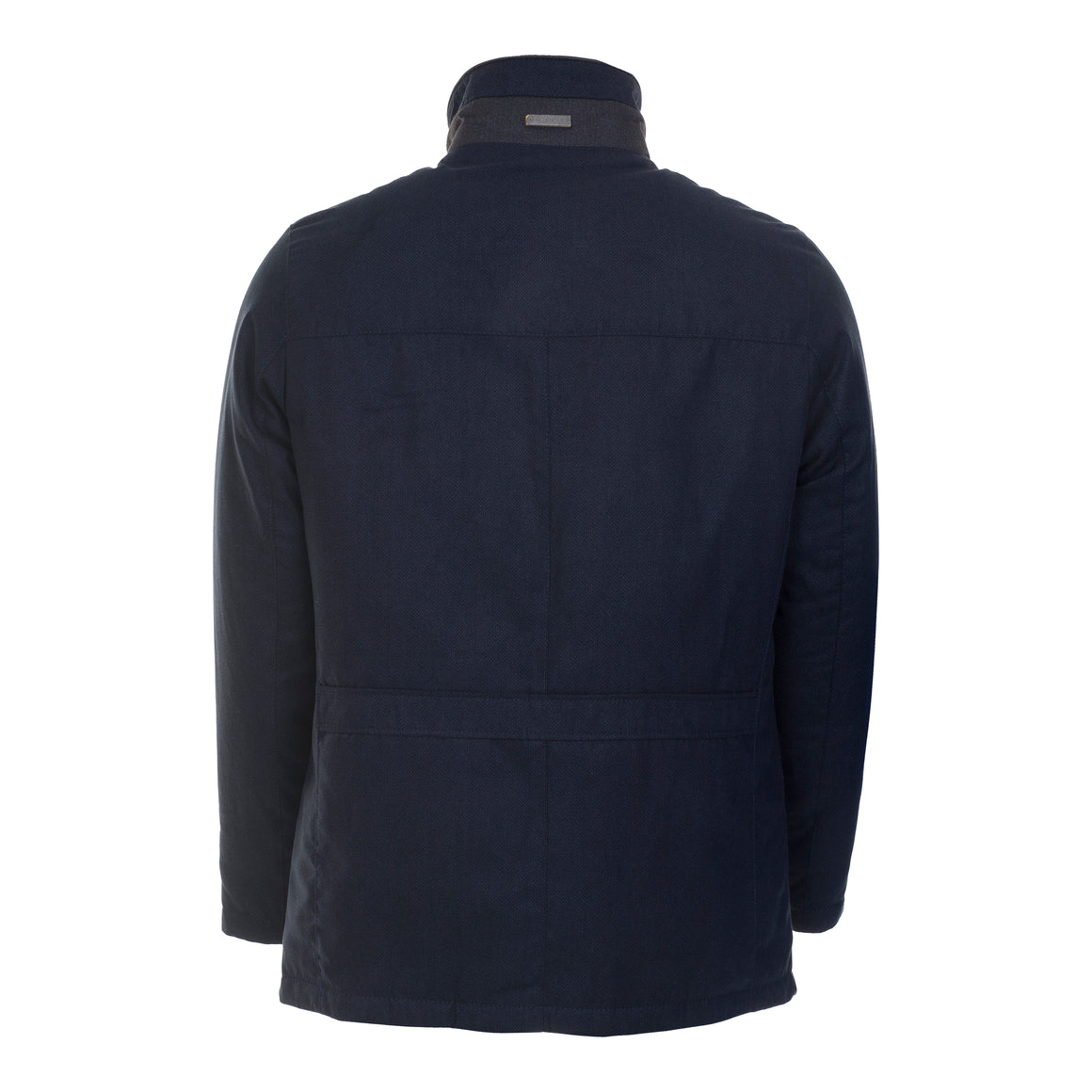 Coat for Men in Navy