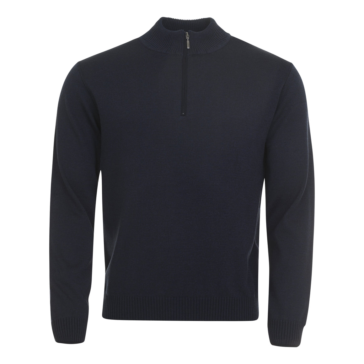 Thermo 1/4 Zip Jumper for Men in Navy