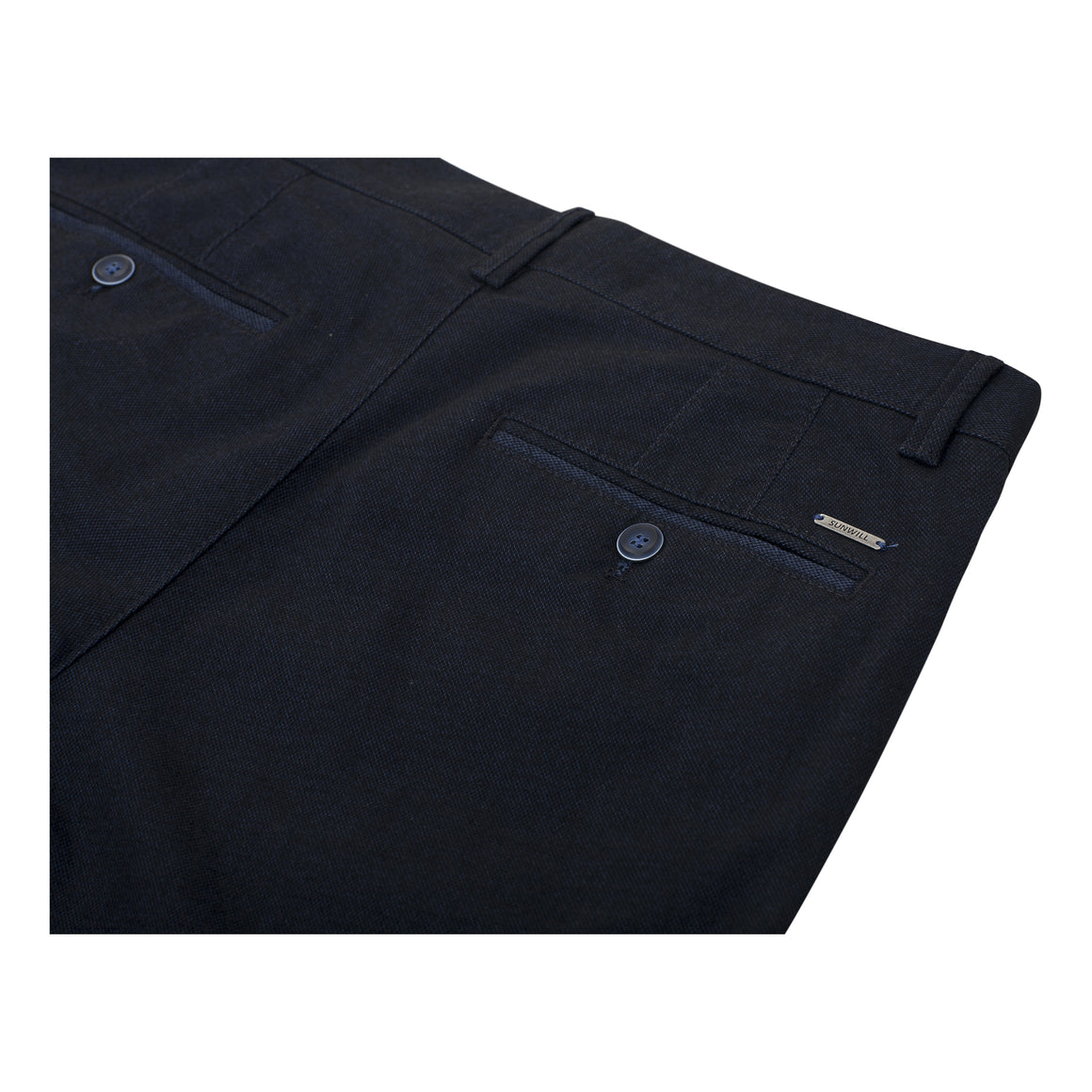 Trousers for Men in Navy