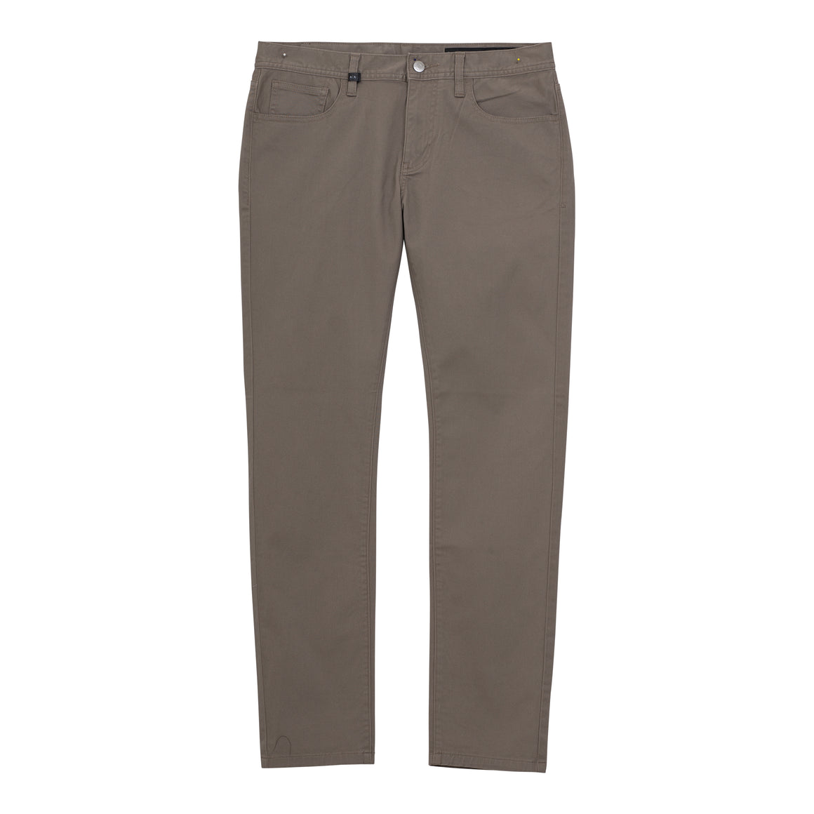 5 Pocket Slim Fit Trouser for Men in Stone