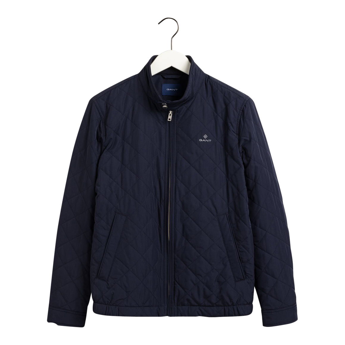 Quilted Windcheater for Men in Evening Blue
