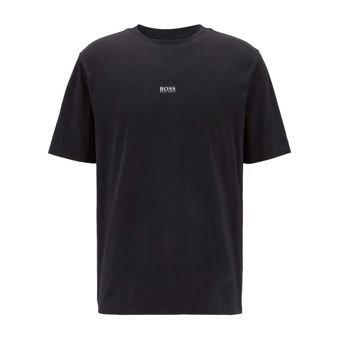 Tchup Logo Tee for Men in Black