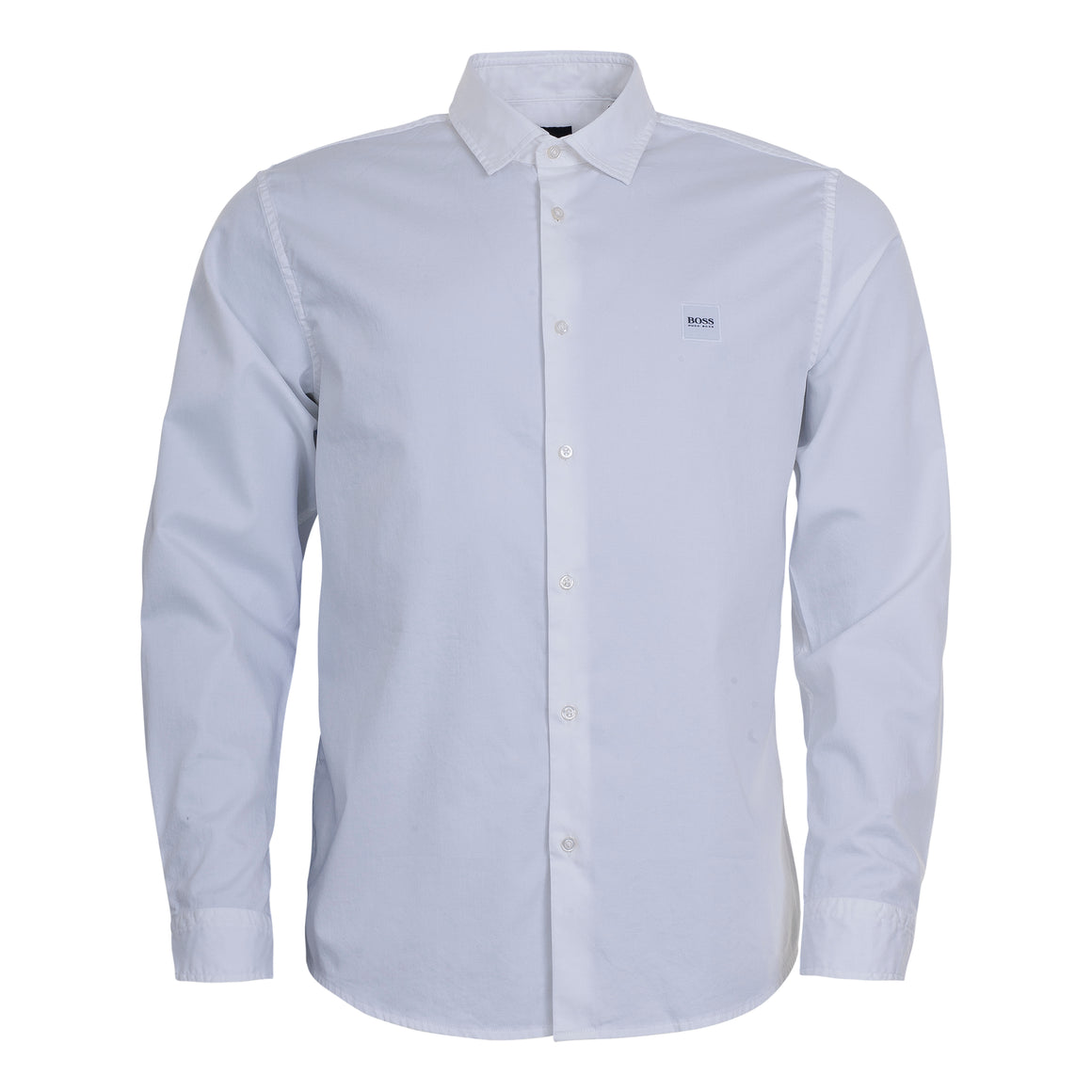 Mypo 2 L/Sleeve Shirt for Men in White