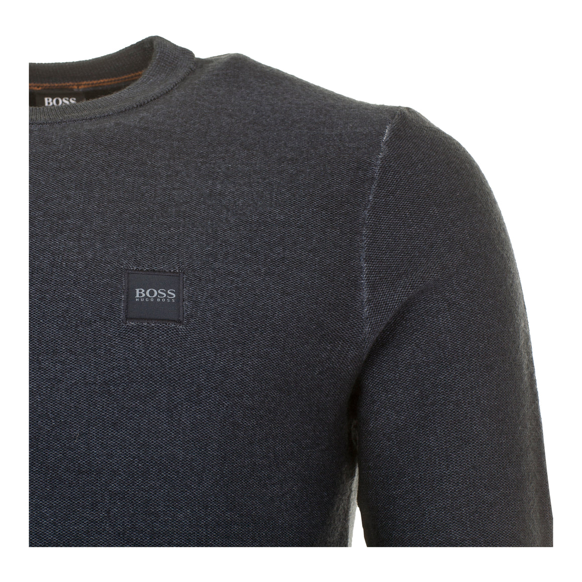 Anitoba Crew Neck Jumper for Men in Navy