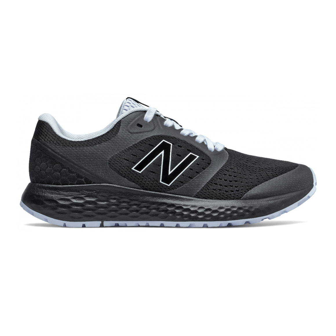 520 Running Shoe for Women in Black and Charcoal