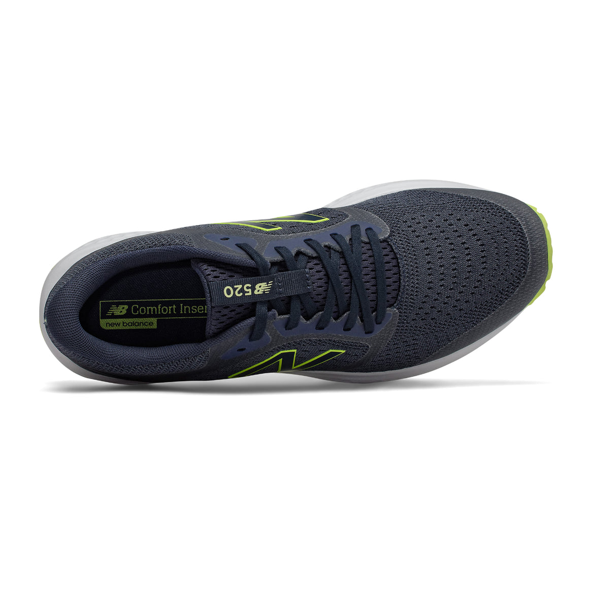 520 v5 Running Shoes for Men in Black and Green