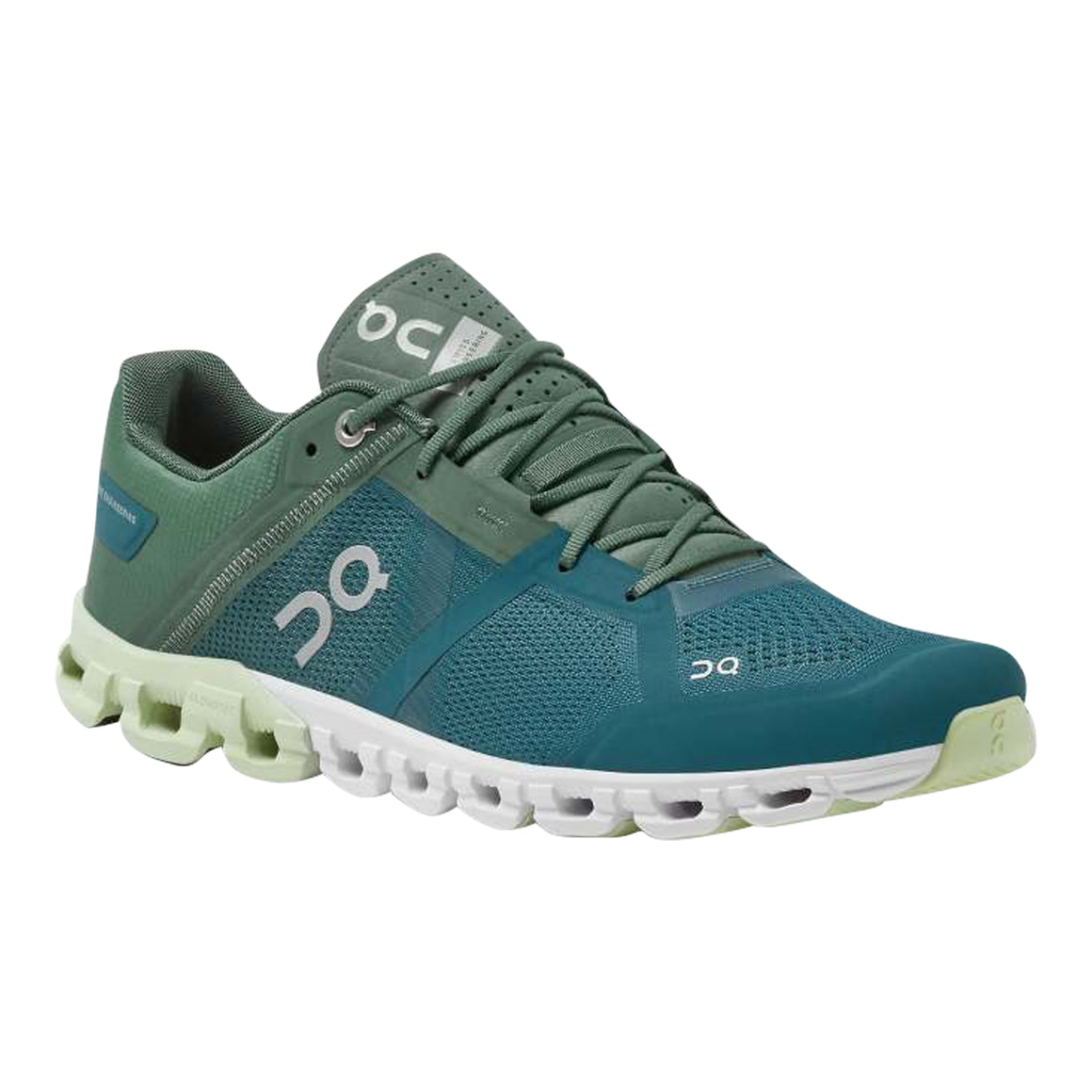 Cloudflow Running Shoes for Men in Sea/ Petrol