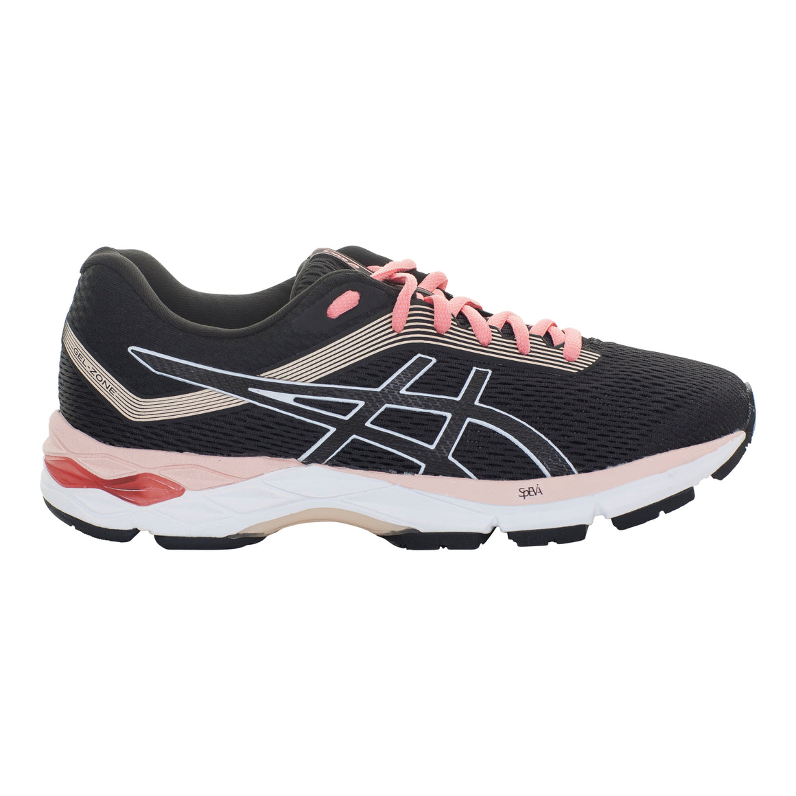 W Gel-Zone 7 Running Shoes for Women in Black/White