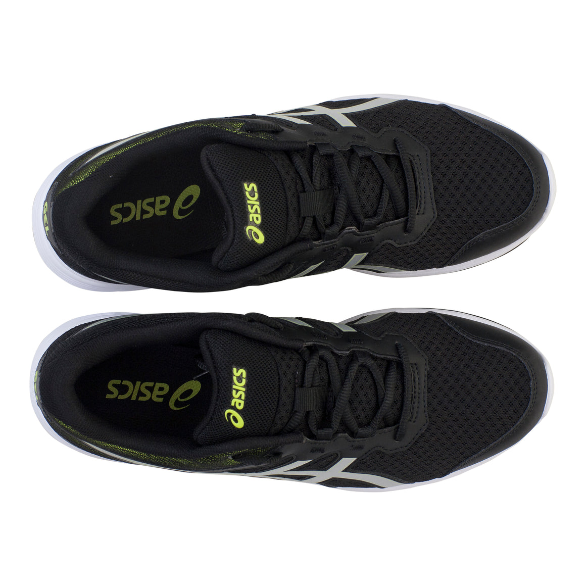 Gel-Ikaia 9 Running Shoes for Men in Black/Lime Zest