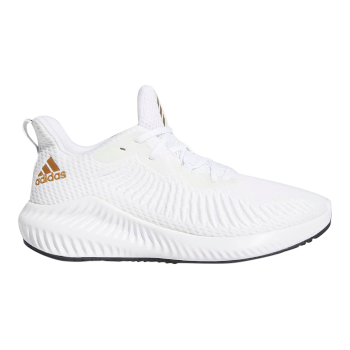 Alphabounce 3 W for Women in White