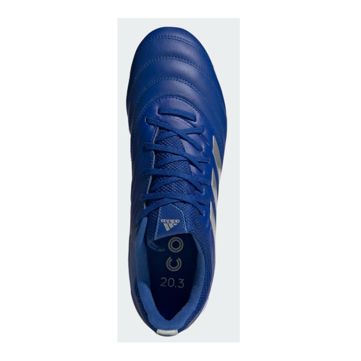 Copa 20.3 Firm Ground Boots for Men in Royal