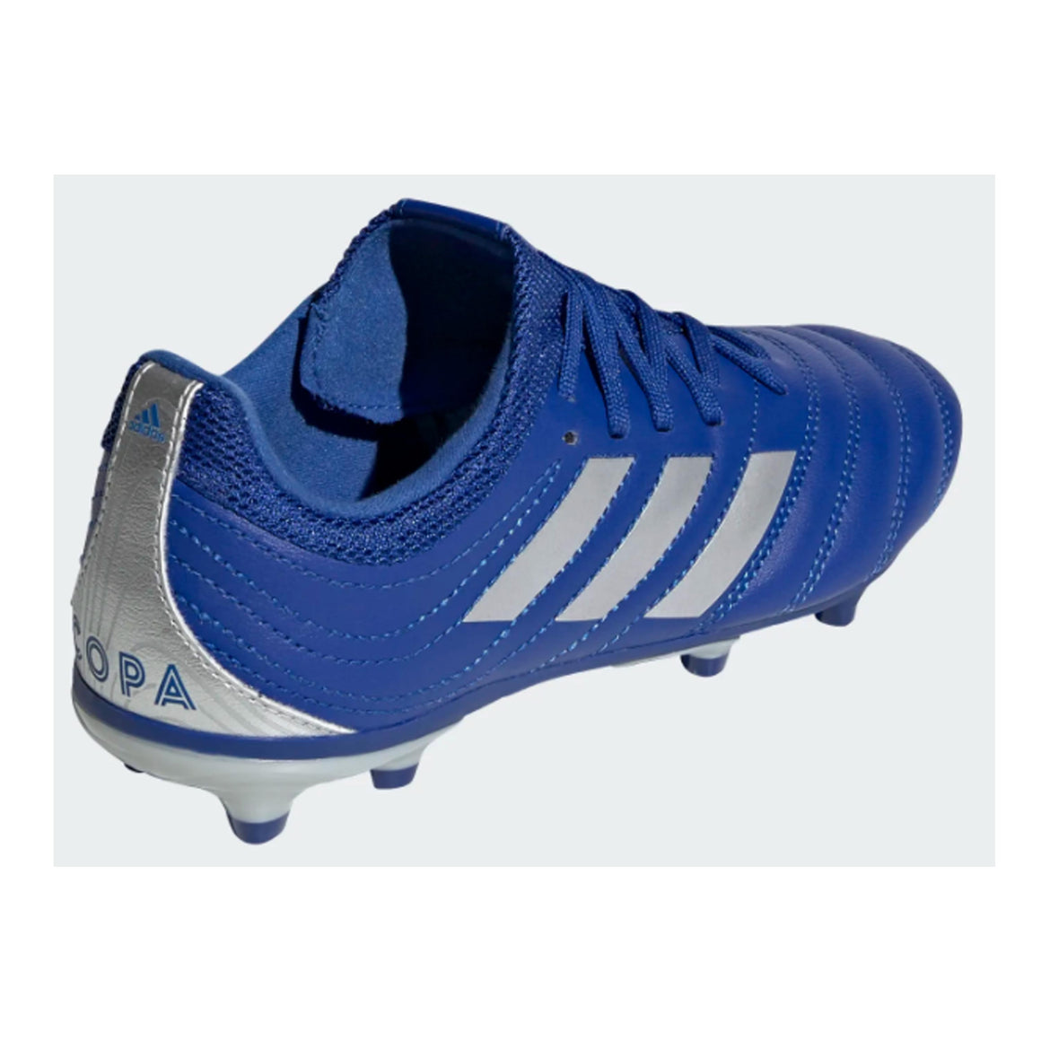 Copa 20.3 Firm Ground Boots Kids in Royal
