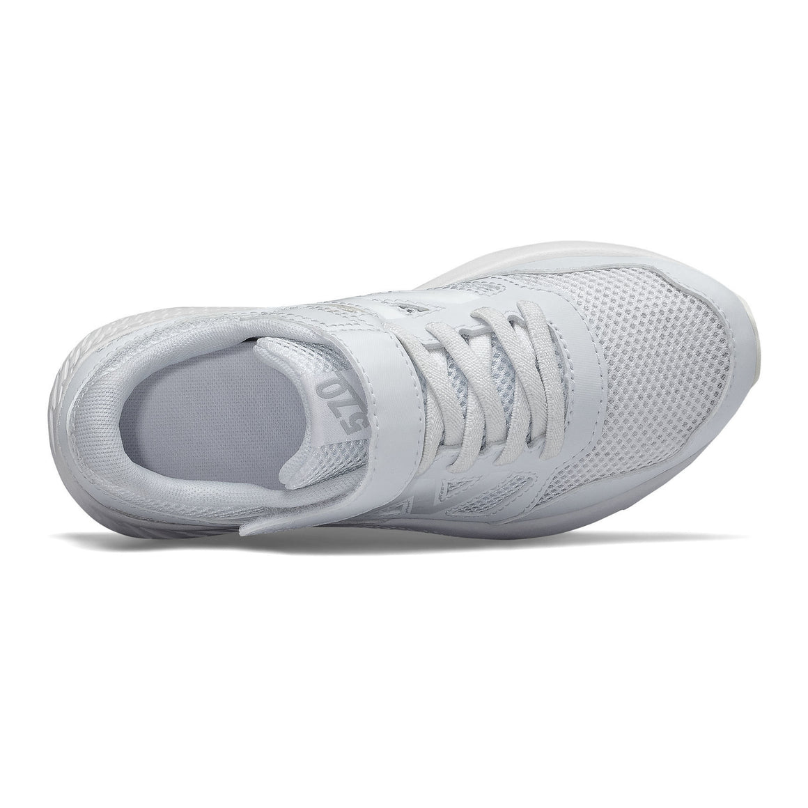 570 Running Shoes for Younger Kids in White