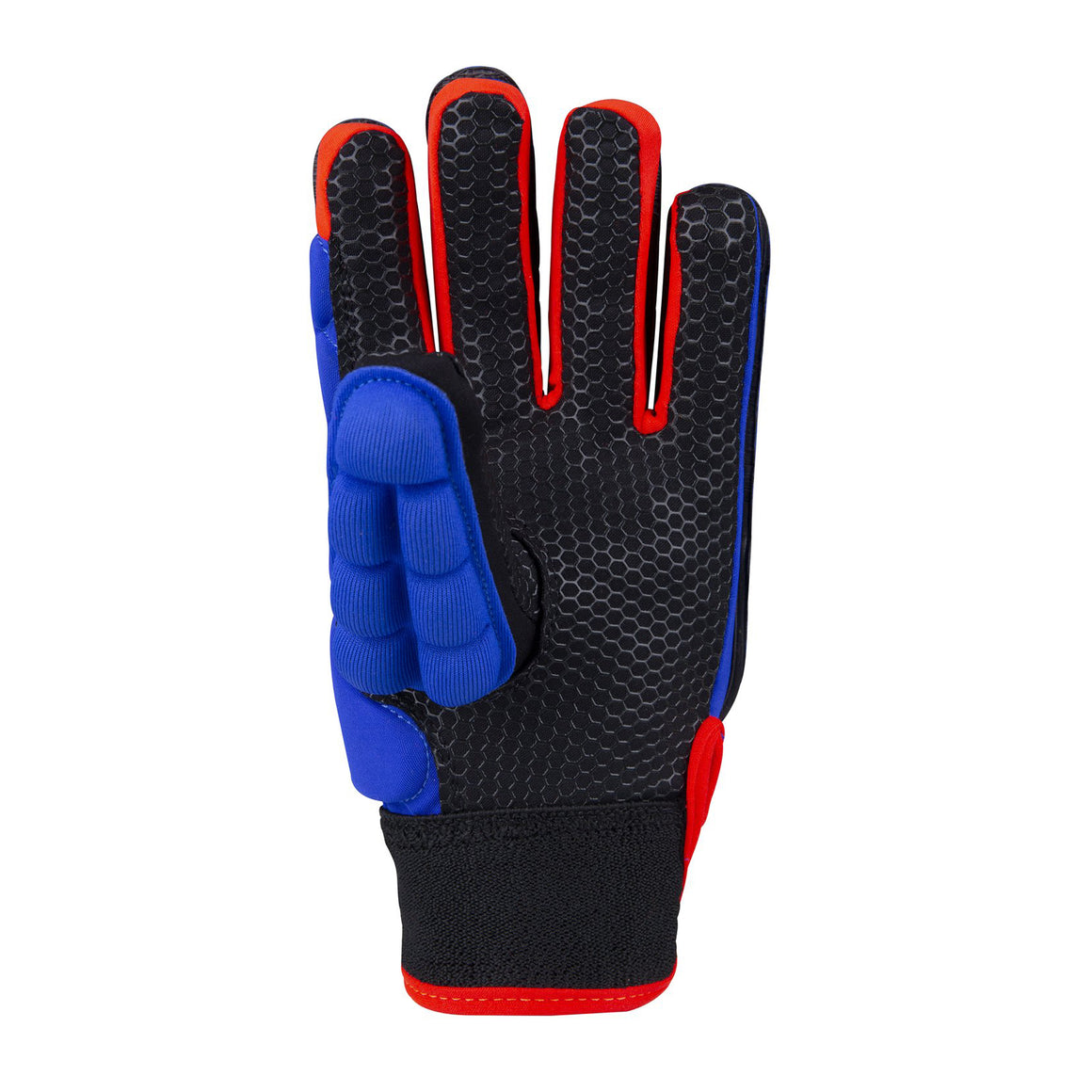 International Pro Glove L/H in Navy & Red