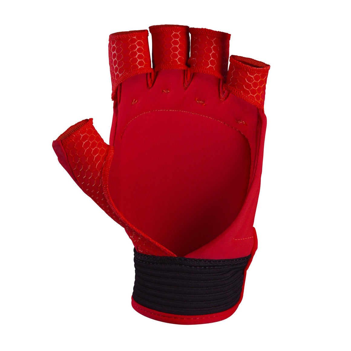 Touch Glove L/H for Men in Fluo Red