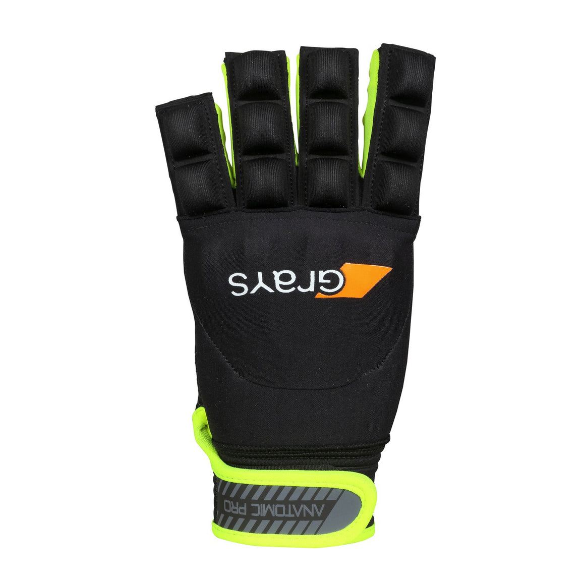 Anatomic Pro Glove L/H in Black & Fluo Yellow