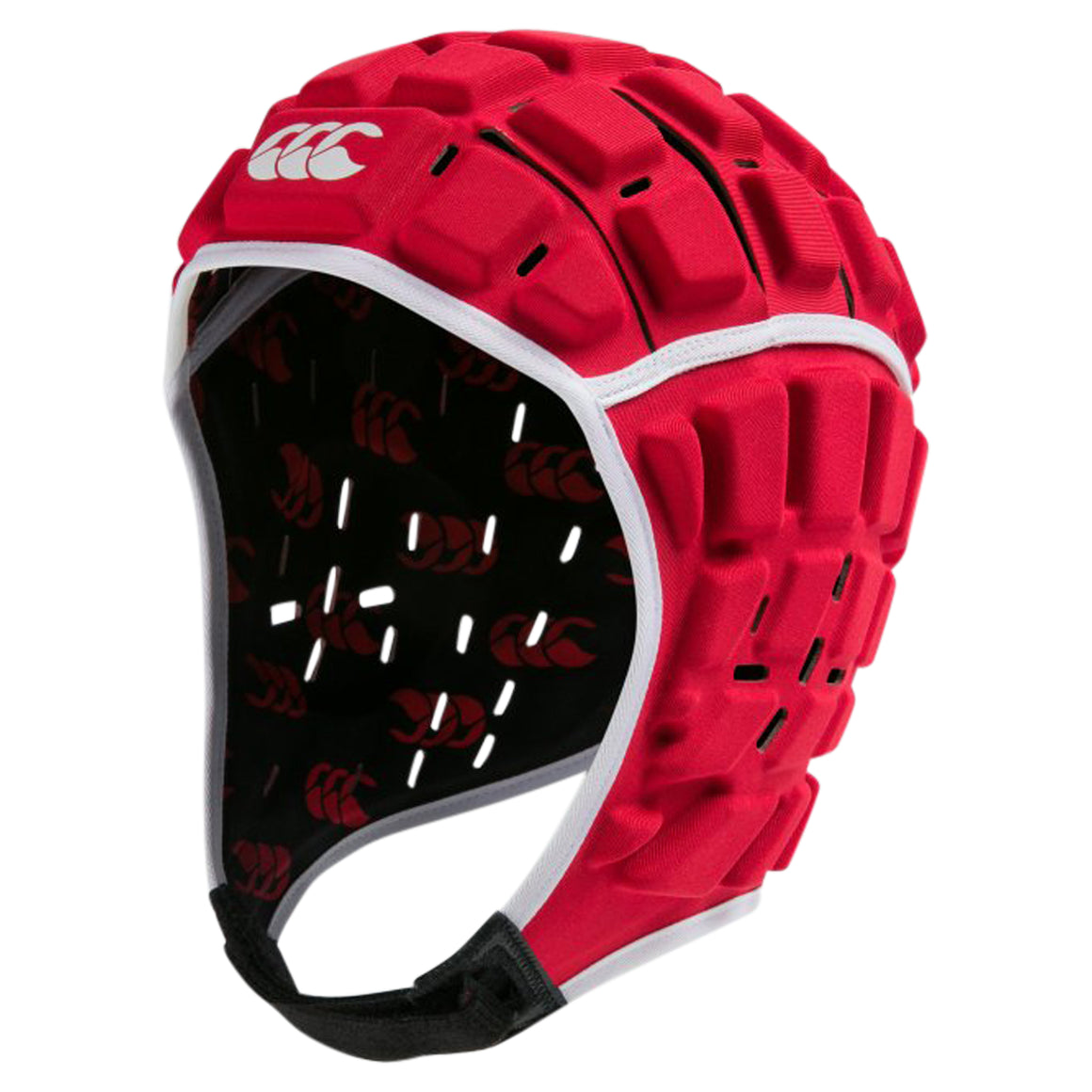 Reinforcer Headguard for Men in Red