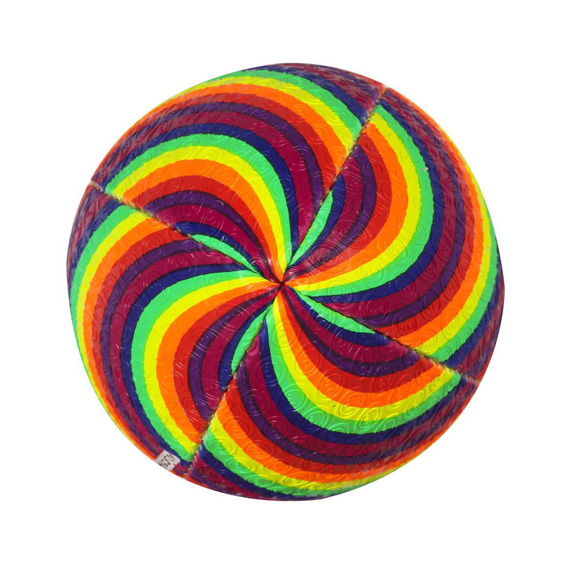Rainbow Twister Rugby Ball
