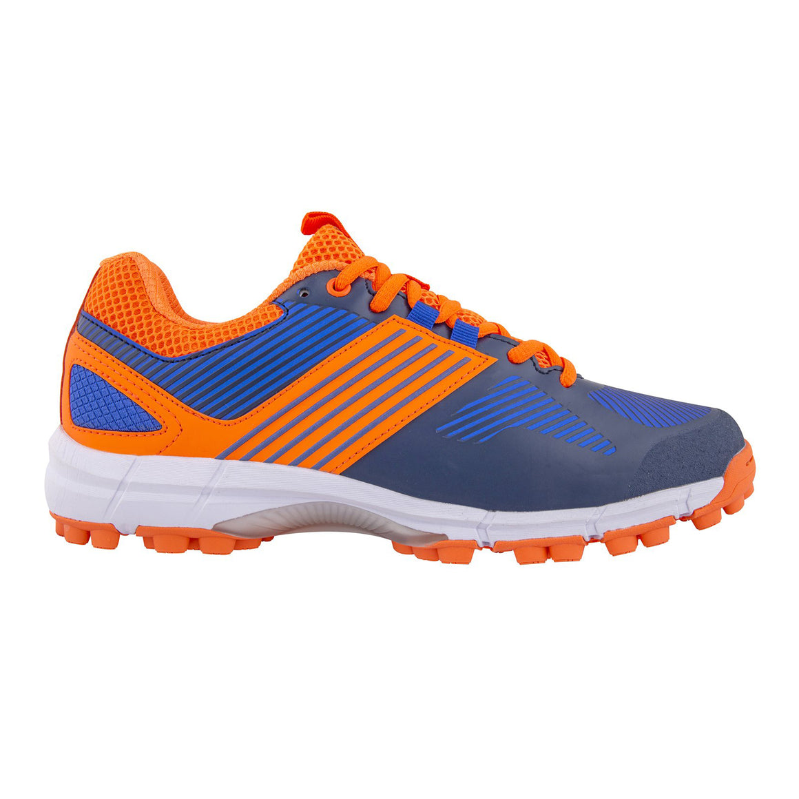 Flash Astro for Men in Navy & Orange