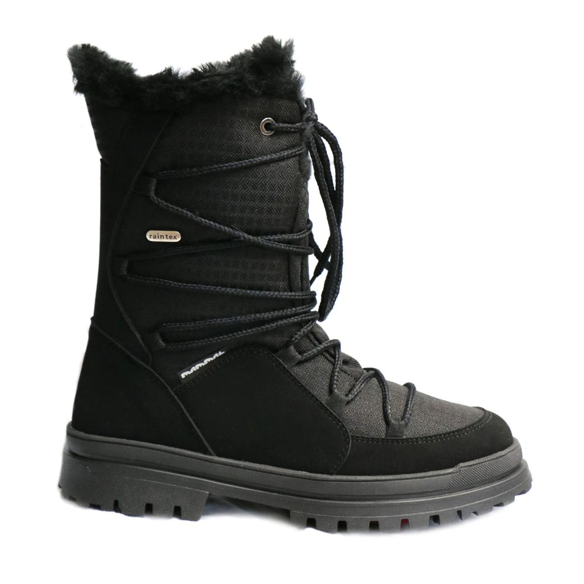 Suni Ladies Boot in Black