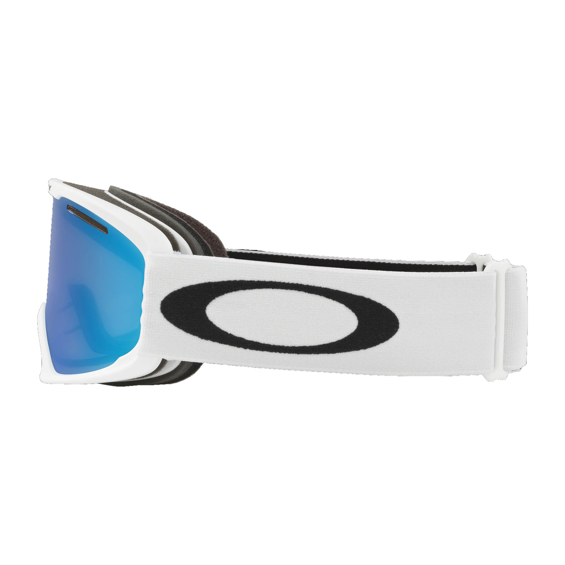 O Frame 2.0 Pro XL Goggles for Men in Matte White Violet Iridium