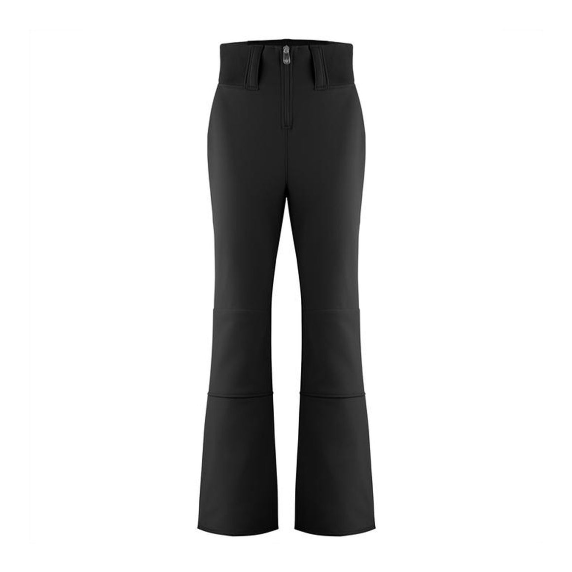 Softshell Ski Pant for Women in Black