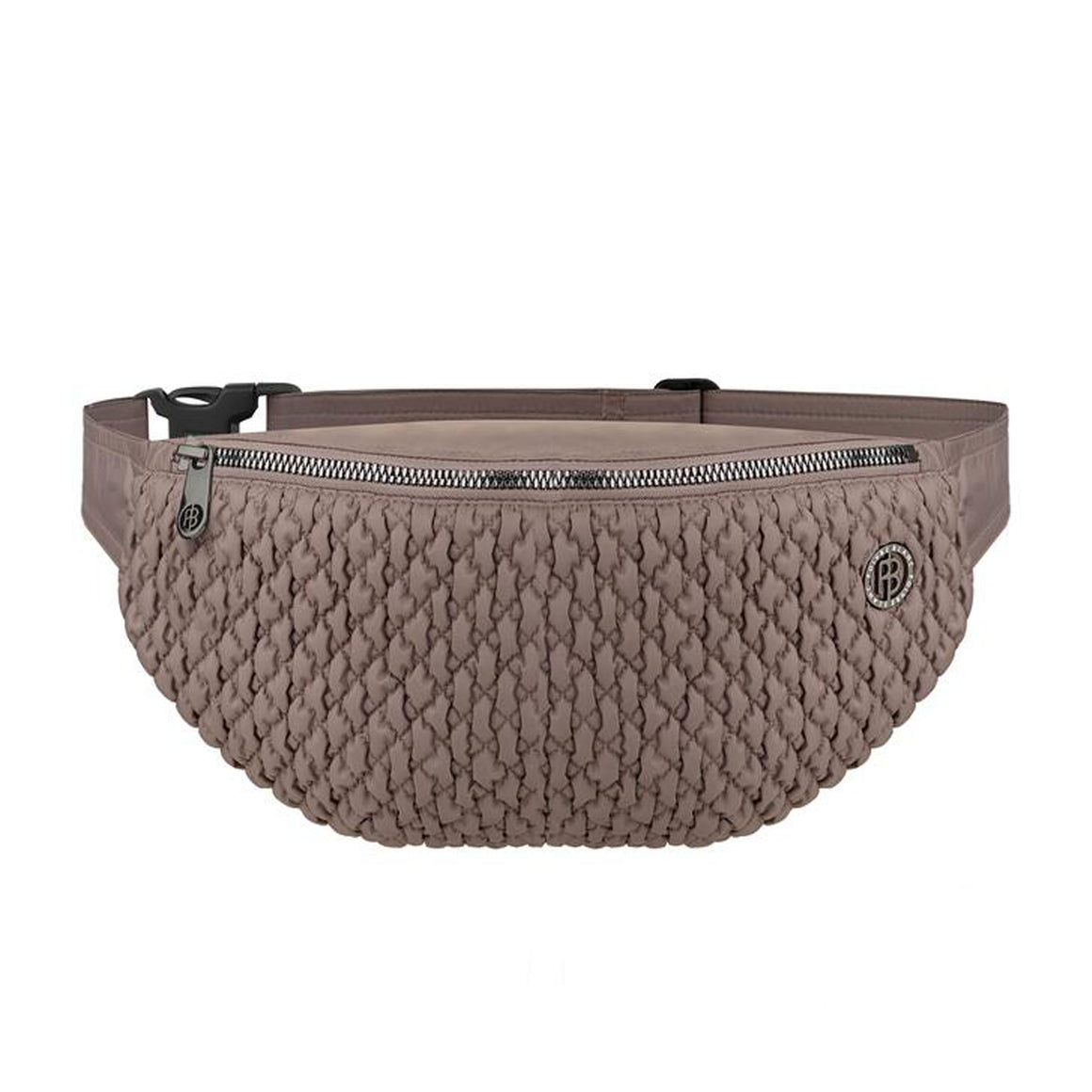 Waist Bag for Women in Rock Brown