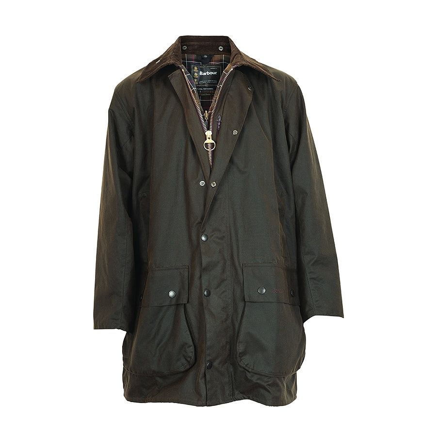 Mens Classic Northumbria Jacket in Olive
