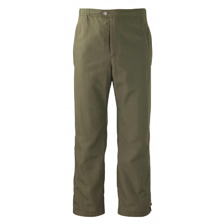 Mens Ptarmigan Overtrousers in Hunter Green
