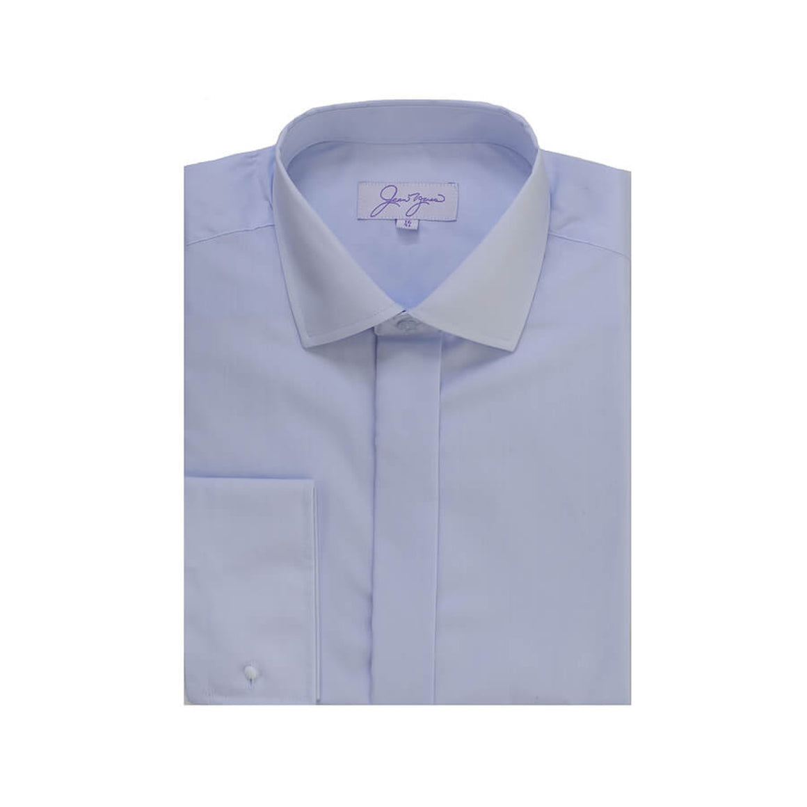 Elite Slim Fit Semi-cut away for Men in Blue