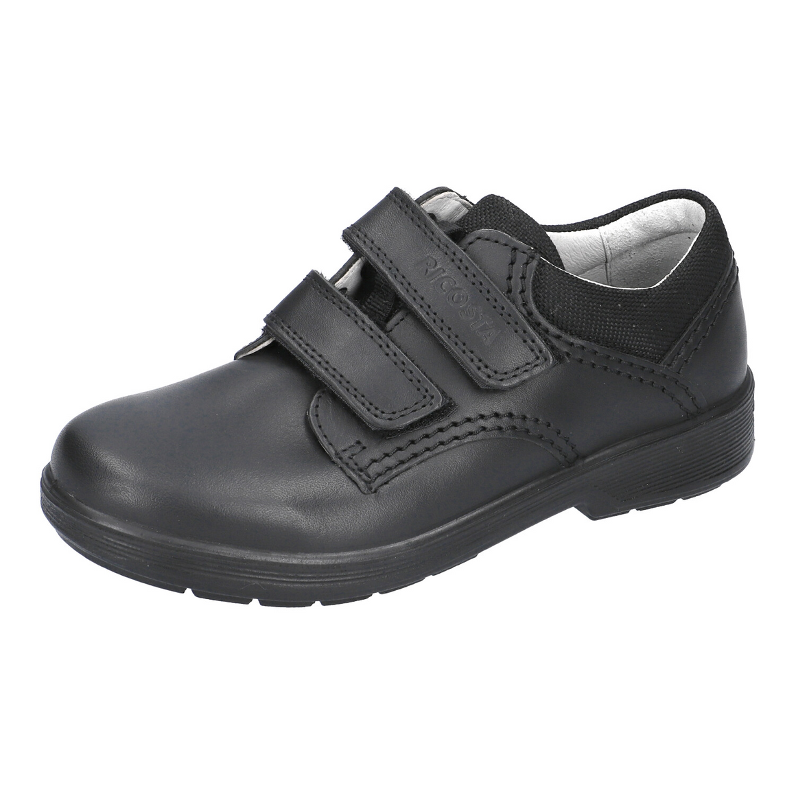 William School Shoes for Boys in Black